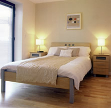bedroom in marketpoint