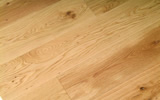 Brushed Oak 210mm Extra Wide Plank